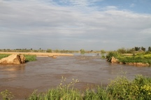 مسیل های پخش سیلاب در سوسنگرد در حال بازگشایی هستند