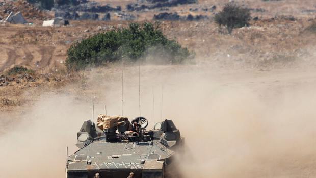 درگیری ها در قدس باعث توقف بزرگترین رزمایش ارتش اسرائیل شد