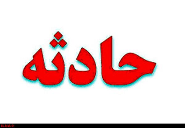 آتشسوزی در شرکت ایران چسب در شهرستان البرز