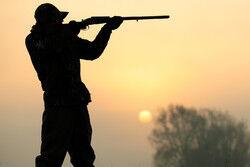دستگیری شکارچی متخلف در تالش