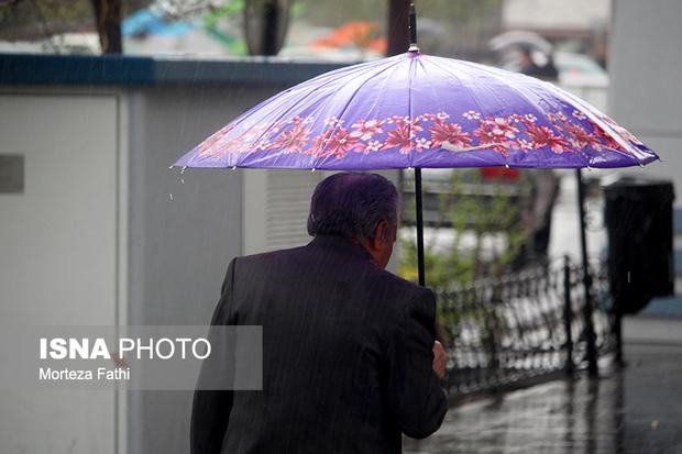 نفوذ سامانه بارشی از روز چهارشنبه به آذربایجان شرقی