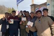 فرماندار سبزوار: حضور مردم در شعبههای رایگیری بیشتر شد