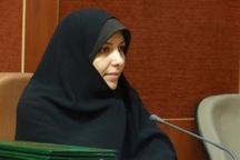 ورزش زنان در قزوین بعد از انقلاب 166 درصد رشد یافته است