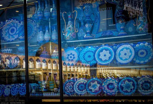 عضویت اصفهان در شبکه شهرهای خلاق، فرصتی برای گردشگریِ صنایع دستی