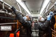 ناوگان اتوبوسرانی مشهد هرشب ضدعفونی میشود