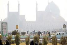 آلودگی هوا مدارس ابتدایی 9 شهر استان اصفهان را به تعطیلی کشاند