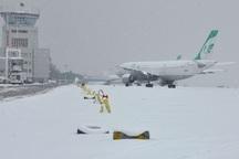 وضعیت نامساعد جوی موجب لغو همه پروازهای فرودگاه ایلام شد