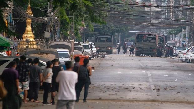 تعداد کشته های اعتراضها در میانمار به 80 نفر رسید؛رهبر مدنی:با ارتش مقابله کنید
