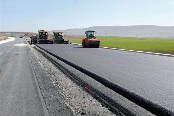 پیشرفت  کاری پروژه بزرگراه ایلام- مهران