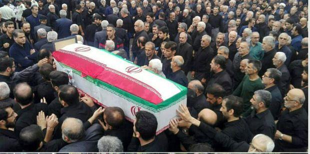 رئیس جمهوری درگذشت مادر شهیدان داداشی را تسلیت گفت