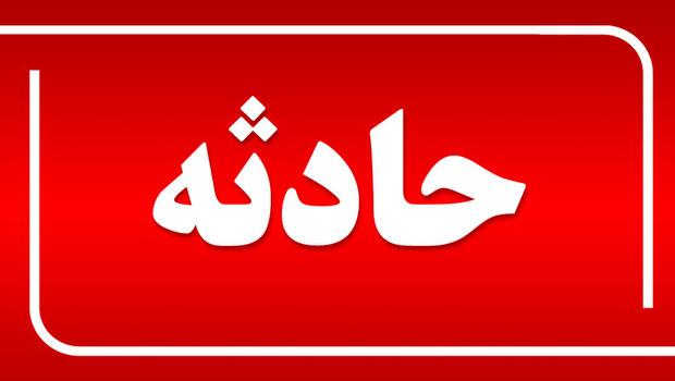 قطار همدان-مشهد دچار حادثه شد