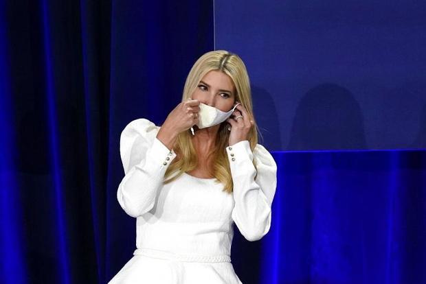 ترامپ دخترش را برای معاونت خود به جای مایک پنس در نظر داشت