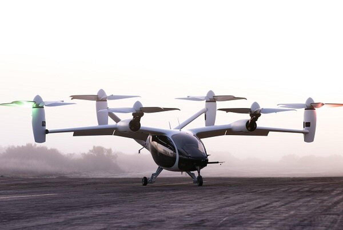 رکورد پرواز با تاکسی هوایی برقی شکسته شد