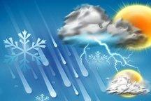 بارندگی و کاهش دما در گیلان از فردا آغاز می شود
