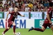 آغاز لیگ فوتبال ژاپن از ۱۴ تیر
