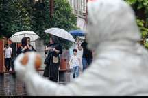 بارش ها در اردیبهشت ماه جاری نیز بیش از نرمال است