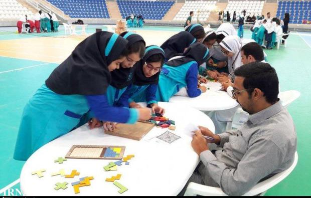 1350 دانش آموز در مسابقه شهر ریاضی چابهار شرکت کردند