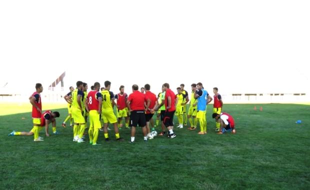کابوس سقوط در اردوی تیم فوتبال شهرداری همدان