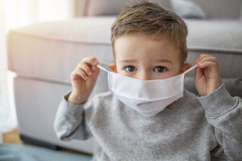 حمل 100 برابری ویروس کرونا توسط کودکان زیر 5 سال