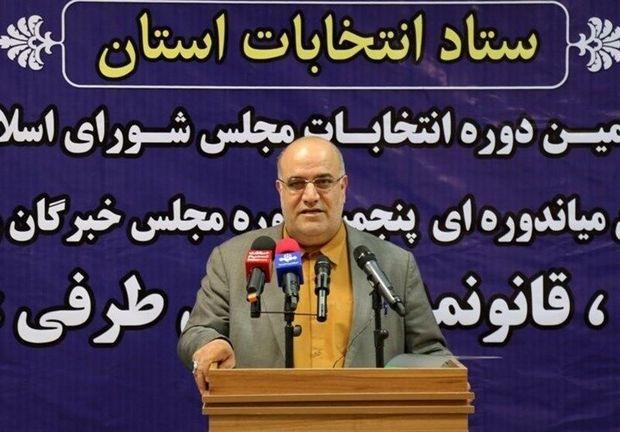 شمار داوطلبان انتخابات مجلس در خراسان شمالی به ۳۳نفر رسید