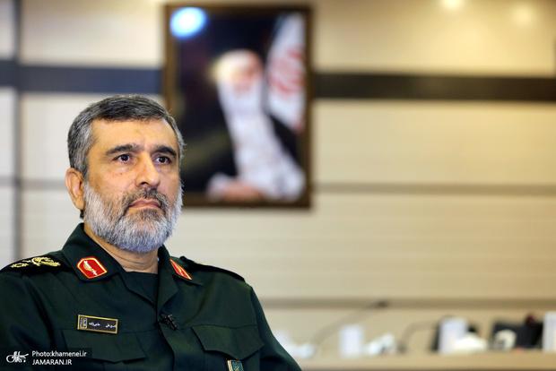 سردار حاجی زاده: امروز محور مقاومت تنها ایران نیست؛ از دریای سرخ تا مدیترانه است