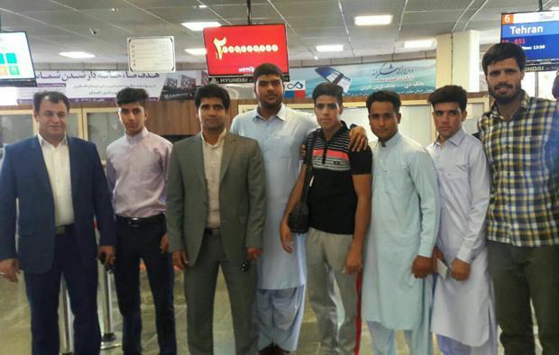 اعزام ووشو کار سیستان و بلوچستان به اردوی تیم ملی