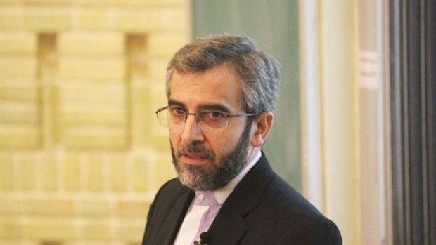 باقری کنی: معاون سرویس اقدام اتحادیه اروپا فردا به ایران میآید