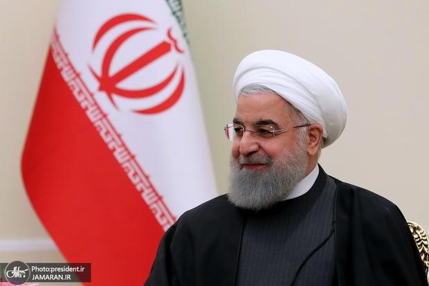 پیام روحانی به امیر جدید کویت: شاهد گسترش مناسبات میان دو کشور خواهیم بود