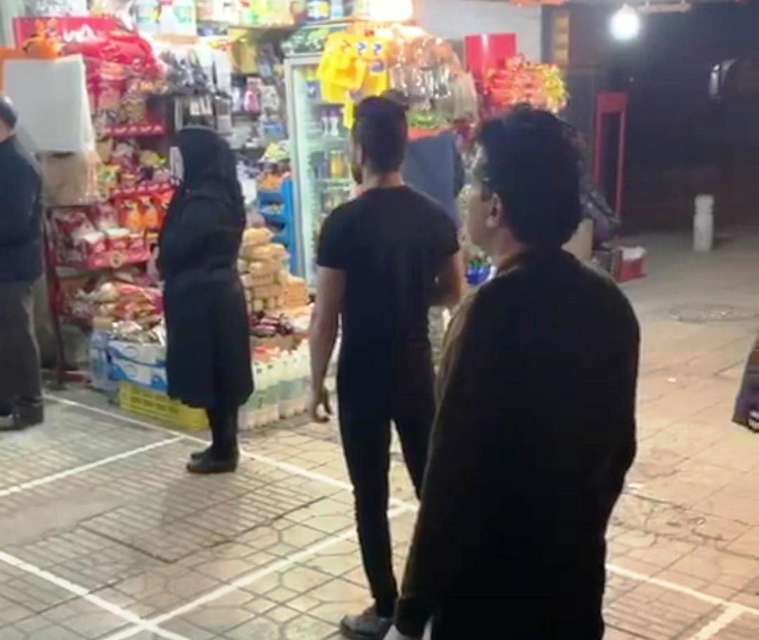 فاصله اجتماعی ، سهم یک نانوایی شیراز در مهار کرونا