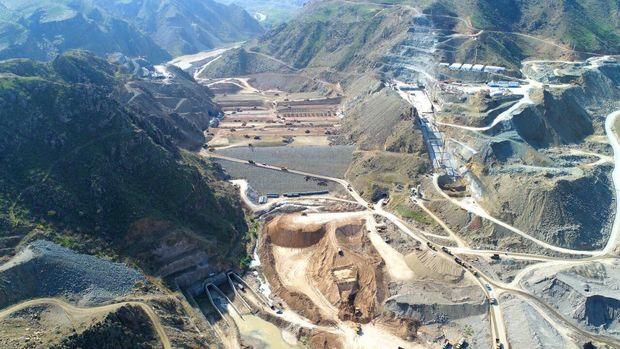 ۳ هزار و ۶۰۰ میلیارد ریال برای احداث سد عمارت هزینه شد