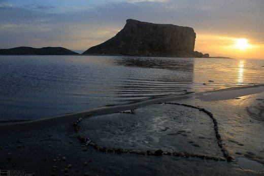 کاهش ۷۰سانتی تراز دریاچه ارومیه از خردادماه تاکنون