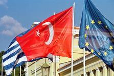 ادامه رویارویی ها در مدیترانه؛حمایت اروپا از یونان در تنش با ترکیه