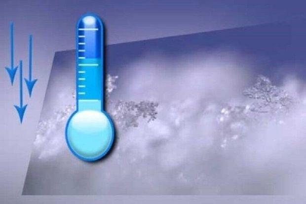 دمای هوای آوج به صفر درجه رسید