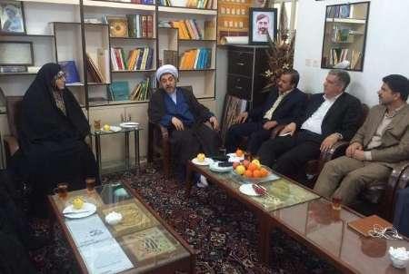 معاون رئیس جمهوری در دیدار با امام جمعه بیرجند به تبیین مواضع دولت درخصوص زنان پرداخت