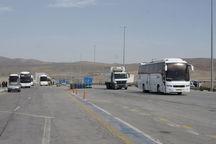 شمار ورود خودروها و مسافران به اصفهان کاهش یافت