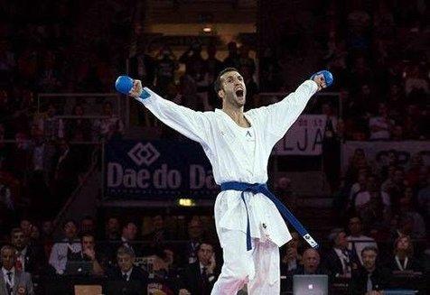 مهدیزاده به فینال لیگ جهانی کاراته وان صعود کرد/ حذف عسگری و نمایش ضعیف بانوان