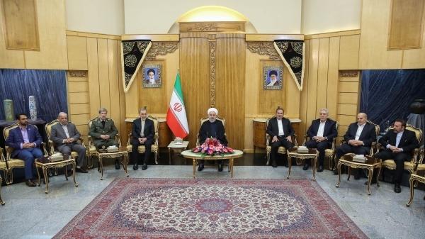 رییس جمهور: ایران به دنبال صلح بلندمدت در منطقه است/ با طرحی برای صلح به سازمان ملل می روم