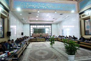 دومین جلسه ستاد مرکزی بزرگداشت حضرت امام خمینی(س)