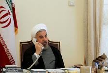 گفت و گوی روحانی با رییس جمهور لبنان در مورد فاجعه بیروت