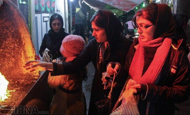 شور عزاداریهای حزنانگیز محرم در لاهیجان