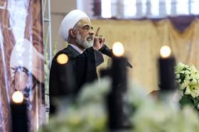 انصاری: آیت الله هاشمی رفسنجانی به هر جایگاهی اعتبار مضاعف می بخشید/ سیل مشکلات به او می رسید، اما آرام بود/ هاشمی پشتوانه دولت تدبیر و امید بود