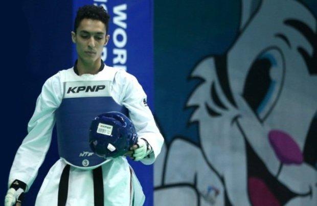 هادی پور برای حضور در مسابقات تکواندو قهرمانی جهان انتخاب شد