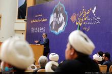 سخنان حجت الاسلام والمسلمین محمد علی انصاری در مراسم چهلمین سالگرد آیت الله شهید سیدمصطفی خمینی (ره)