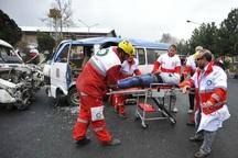 13مصدوم از کمک های هلال احمر قزوین برخوردار شدند