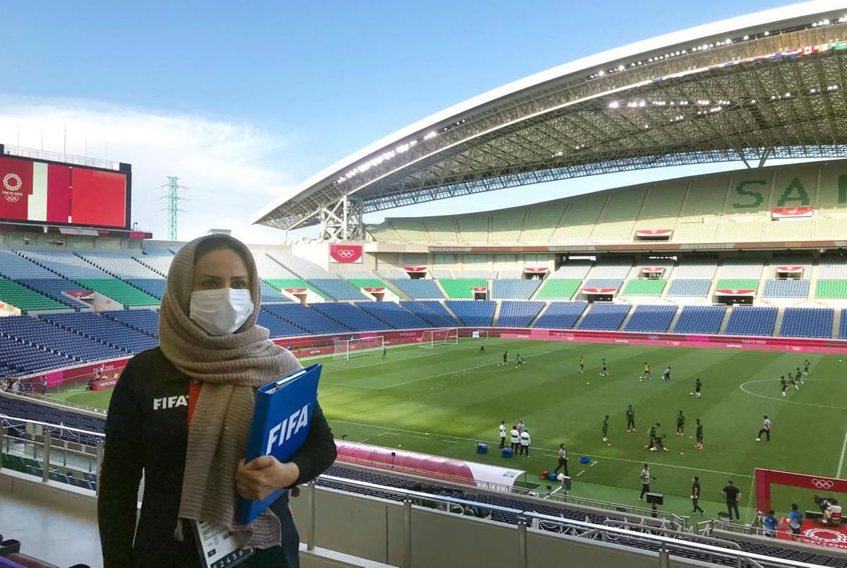 المپیک 2020 توکیو  نظارت بازیهای نیمهنهایی به شهریاری واگذار شد