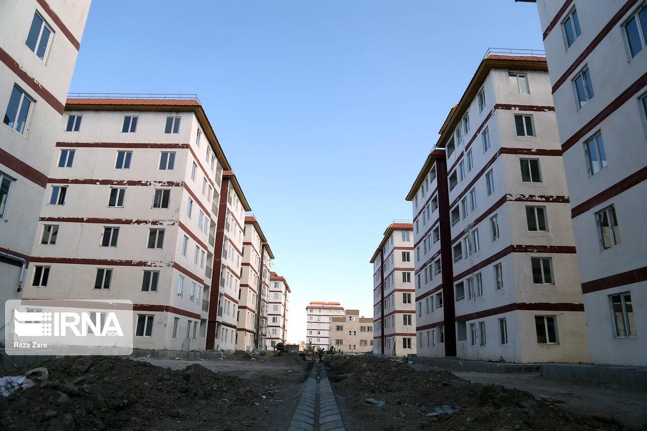 پنج هزار واحد مسکونی در همدان آماده بهرهبرداری است