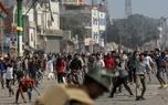 کشته شدن 5 تن در اعتراض ها در پایتخت هند همزمان با سفر ترامپ