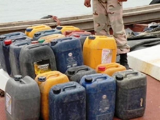 3 دستگاه خودرو حامل بنزین قاچاق در جاسک توقیف شد