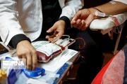 کاهش ۳۰ درصدی اهدای خون در نخستین شب قدر امسال