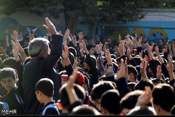 توضیحات آموزش و پرورش کرمان درخصوص بازگشایی مدارس در شهرهای سفید